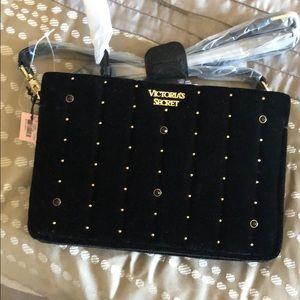 Victoria's Secret Velvet Crossbody Bag- Brand New